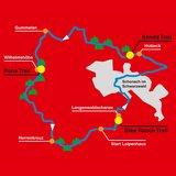 thumbnail - Flow Trail Rundstrecke Schonach
