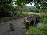 thumbnail - Wir fahren an der schönen Haunebrücke vorbei