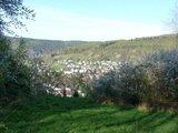thumbnail - Freier Blick auf Bad Orb von der Bocksberg-Kapelle