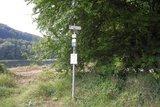 thumbnail - Radwegbeschilderung auf dem Weg zum Kloster Weltenburg
