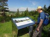thumbnail - Panoramablick von der Reuther Platte