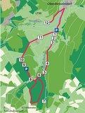 thumbnail - Karte Winter-Weierbach