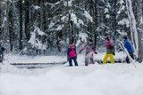 thumbnail - Schneespaß auf der Panorama-Runde in Inzell