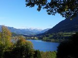 thumbnail - Ausblick von der Alpe Schönesreuth