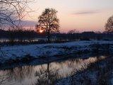 thumbnail - Winterliche Impression von der Emsaue