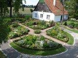 thumbnail - Bauerngarten auf dem Mühlengelände Levern