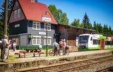 thumbnail - Bahnhof Rennsteig bei Schmiedefeld