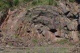 thumbnail - Andesit-Felsenkugel Steinbruch Hellerberg
