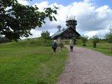 thumbnail - Neue Gehlberger Hütte mit Schneekopfturm