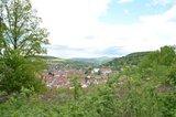 thumbnail - Blick auf Schloss Wilhelmsburg und die Altstadt