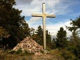thumbnail - Gipfelkreuz auf dem Haderholzstein