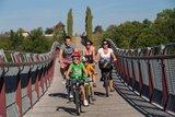 thumbnail - Familienradtour Drachenschwanzbrücke in Ronneburg