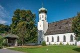 thumbnail - Die Herz Jesu Kirche in Bischofswiesen