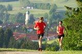 thumbnail - Viertelmarathon mit Start in Nesselwang im Allgäu