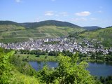 thumbnail - Blick auf Enkirch von Kövenig