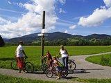 thumbnail - Auf dem Dreisamtalradweg bei Kirchzarten