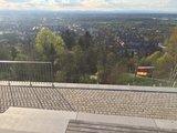 thumbnail - Aussicht auf Durlach und Karlsruhe vom Turmberg