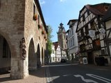 thumbnail - Rathaus mit Roland in Korbach