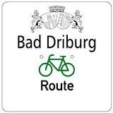 thumbnail - Bad Driburger Radrouten, Wegweiser Tour 5