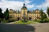 thumbnail - Frontansicht Schloss Bückeburg