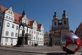 thumbnail - Marktplatz und Stadtkirche