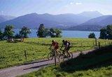 thumbnail - Mountainbiker bei Kaltenbrunn