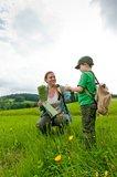 thumbnail - Wandern mit Kindern im RÄUBERLAND
