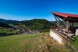 thumbnail - Pavillon mit Aussicht auf Mühlenbach