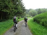 thumbnail - Radweg bei Konzen