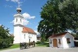 thumbnail - St. Martin und Backhäusl in Indorf