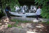thumbnail - Einstieg an der Spreewehrmühle in Cottbus