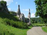thumbnail - Steinerne Jungfrauen im Eselsburger Tal