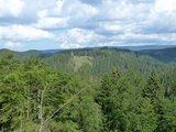 thumbnail - Aussicht vom Rand des Eschenberges.