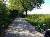 thumbnail - Alter Soestweg mit Obstplantagen