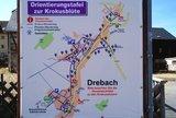 thumbnail - Hinweisschild Drebacher Krokuswiesen