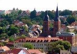 thumbnail - Rote Spitzen- Vom Schloss aus - Altenurg