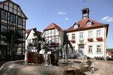 thumbnail - Söltjerbrunnen vorm Rathaus