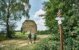 thumbnail - Auf dem FrankenwaldSteig unterwegs zur Ruine Heilingskirche