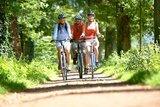thumbnail - Radfahrer auf der Grafschafter Fietsentour 2