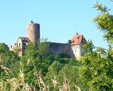 thumbnail - Blick auf die Burg Thann