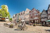 thumbnail - Alter Markt Hachenburg, Nister-Radweg