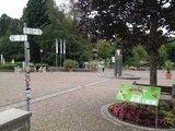 thumbnail - Schlossplatz Badenweiler Startpunkt der Route