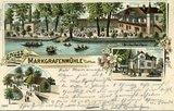 thumbnail - Postkarte: Markgrafenmühle