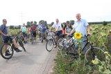 thumbnail - Radfahrer auf der Biotour