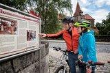 thumbnail - Radweg Industriegeschichte an der Laufer Kaiserburg