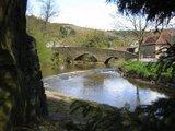 thumbnail - Lauterecken Roseninsel und Lauterbrücke
