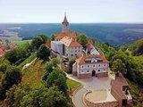 thumbnail - Blick auf die Leuchtenburg