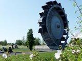 thumbnail - das Schaufelrad Gerbisdorf an der Kohle I Dampf I Licht-Radroute