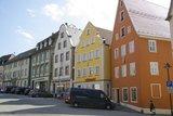 thumbnail - Stiftherrenhäuser am Marktplatz in Ellwangen