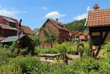 thumbnail - Bauerngarten am Metallhandwerksmuseum